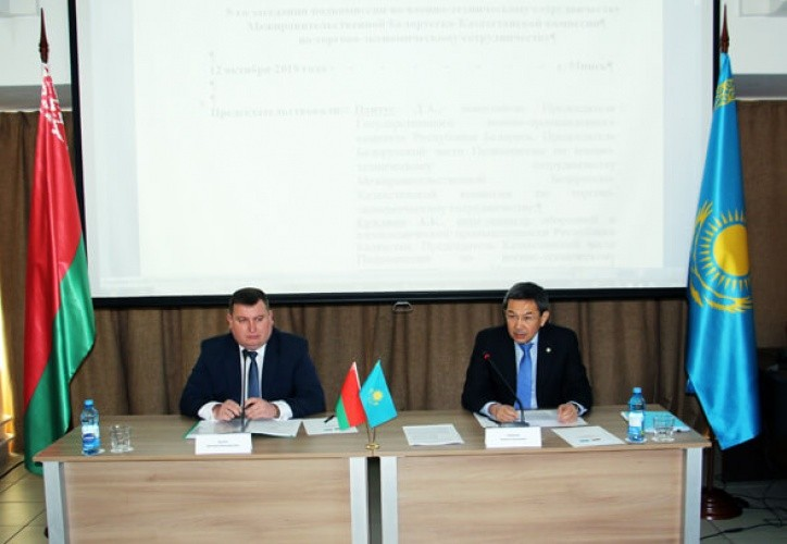 Belarus and Kazakhstan Find Common Ground on All Issues and Identify Promising Directions of Development in Military-Technical Sphere